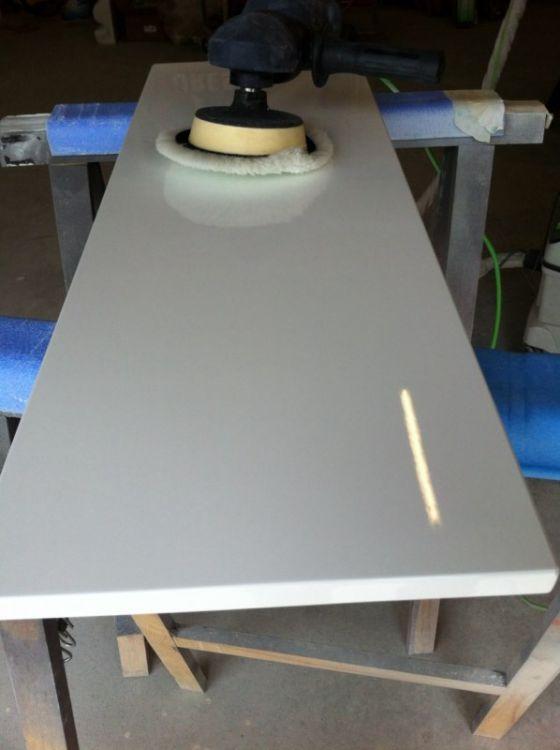 Laquage de cuisine à Salon de Provence  Rénovation intérieure et  ~ Entreprise Laquage Bois