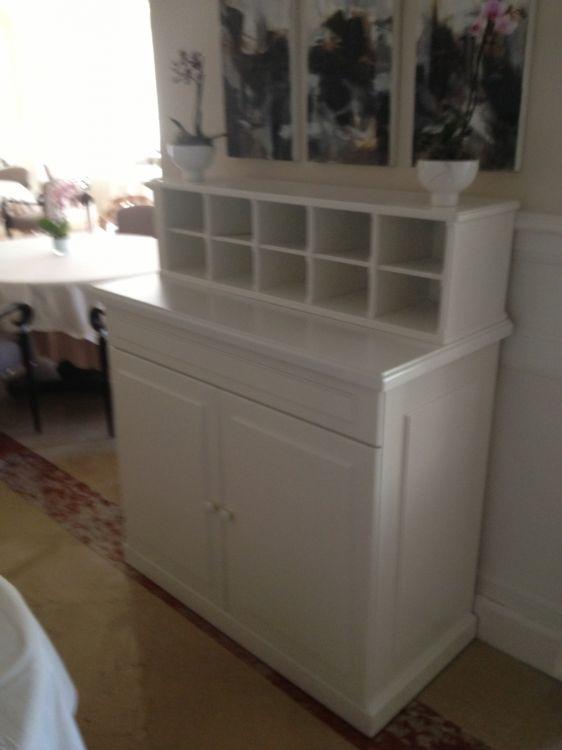 peinture sur mobilier de restaurant aix en provence dg peintures. Black Bedroom Furniture Sets. Home Design Ideas
