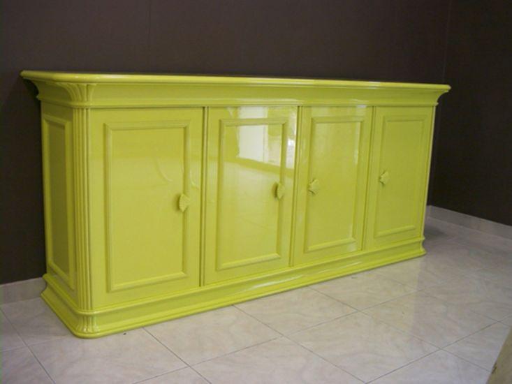 R novation d 39 un meuble ancien en noyer marseille dg for Peinture meuble ancien